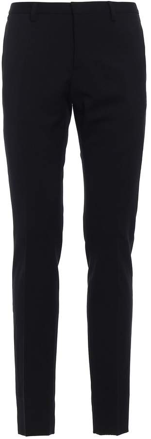 DSQUARED2 Wool Slim Trousers