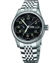 Oris Dial Stainless Steel Men's Watch 74576884034MB