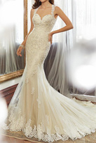 Sophia Tolli Lace Bridal Gown