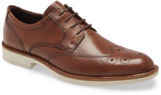 Ecco Biarritz Brogue Wingtip Derby