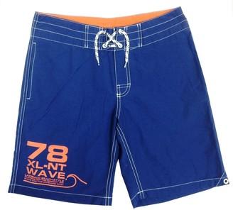 H&M Boys Mesh Inner Swimming/Beach Summer Shorts (2-4 Years) Blue