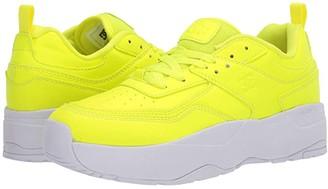 DC E.Tribeka Platform (Yellow) Women's Shoes