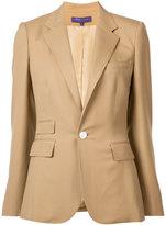 Ralph Lauren classic blazer - women - Silk/Cashmere - 8