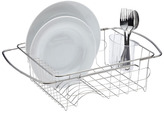 Container Store Stainless Steel In-Sink Dish Drainer