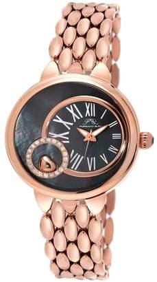 Porsamo Bleu Women's Claire Diamond Detail Watch, 38mm - 0.25 ctw