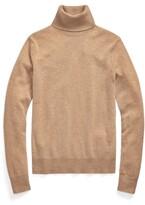Thumbnail for your product : Ralph Lauren Slim Fit Cashmere Turtleneck Sweater