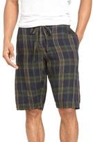 Vince Men's Drop Rise Drawstring Linen Shorts