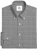 Brooks Brothers Prince of Wales Oxford Button-Down Shirt