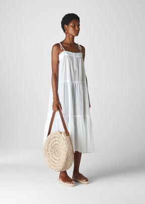 Viole Midi Beach Dress
