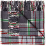 JCP HOME JCPenney Home Ultra Soft Fringe Throw