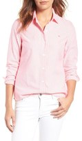 Vineyard Vines Women's Stripe Oxford Shirt