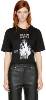 McQ Black death Metal T-shirt
