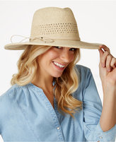 Nine West Packable Panama Hat