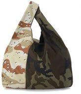 MM6 MAISON MARGIELA Market Bag In Tessuto Camouflage