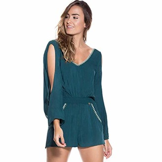 OndadeMar Women's Solids Jumpsuits and Playsuits