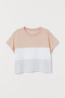 H&M Boxy T-shirt