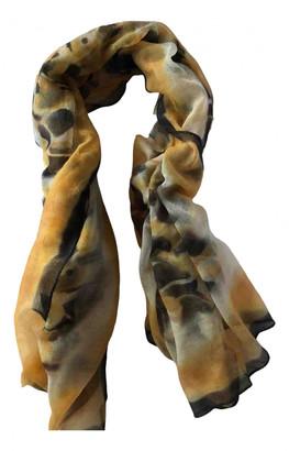 Prada Multicolour Cashmere Scarves