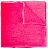 Faliero Sarti gradient scarf - women - Silk/Modal - One Size