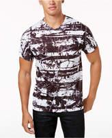INC International Concepts Men's Splatter Print T-Shirt, Created for Macy's