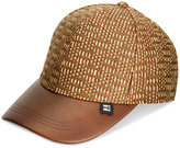 Block Hats Men's Straw Baseball Cap