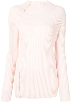 MM6 MAISON MARGIELA Rib-Knit Jumper