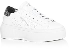 P448 Women's Louise Platform Low-Top Sneakers - 100% Exclusive