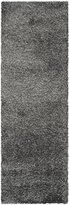 "Safavieh California Shag Collection 2'3"" x 5' Area Rug, Dark Grey"