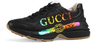 Gucci Rainbow Chunky Sneakers