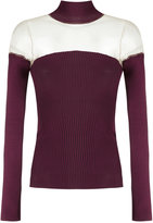 Cecilia Prado knit top - women - Spandex/Elastane/Viscose - G