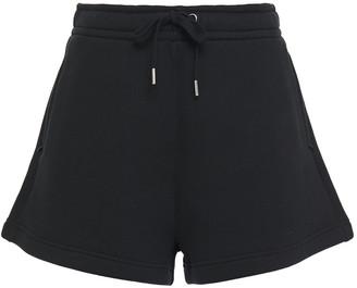 alexanderwang.t Cotton-blend Fleece Shorts