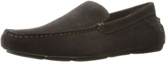 Calvin Klein Men's Miguel Suede Slip-On Loafer
