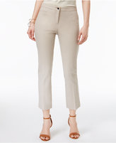 Alfani Straight-Leg Capri Pants, Only at Macy's