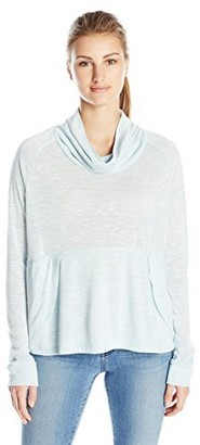 Bench Women's Breeze Light Weight Sweatshirt