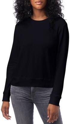 Alternative Cotton Blend Interlock Sweatshirt