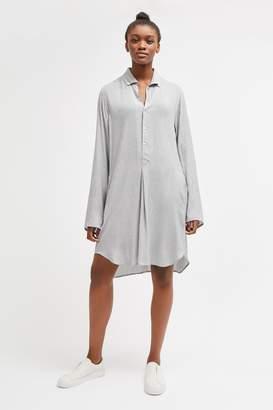 French Connection Stina Stripe Shirt Dress