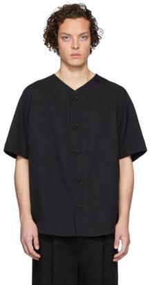 Goodfight Black Turbo Flow Short Sleeve Shirt