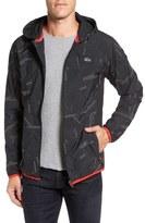 Lacoste 'Perf' Hooded Zip Jacket