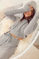 Out From Under Lulu Fitted Hoodie Sweatshirt