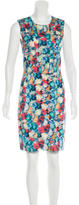 Erdem Printed Sleeveless Dress