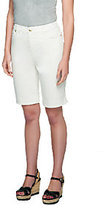 "Liz Claiborne New York Jackie 5 Pocket 10"" Inseam Shorts"