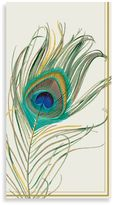 Bed Bath & Beyond Peacock Feather Paper Guest Towels (Set of 16)