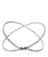 BP Women's X Crystal Bracelet