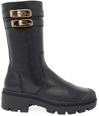 Palladium x Madison Maison Pallabase Mete Genuine Shearling Lined Boot