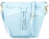 GiGi New York NEW Jenn Hydrangea Drawstring Bucket Bag