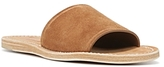 Vince Women's Torrell Suede Slide Sandals