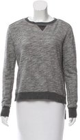 Rag & Bone Crew Neck Long Sleeve Sweatshirt