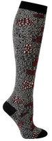 Ozone Women's Python Skin Knee High Sock