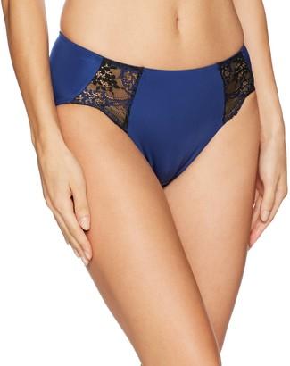 Wacoal Women's Lace Impression Hi Cut Panty