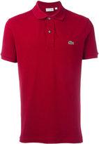 Lacoste logo patch polo shirt - men - Cotton - 2