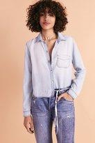 BDG Clara Denim Button-Down Shirt